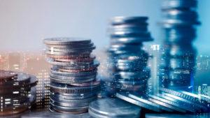 Общая капитализация криптовалют